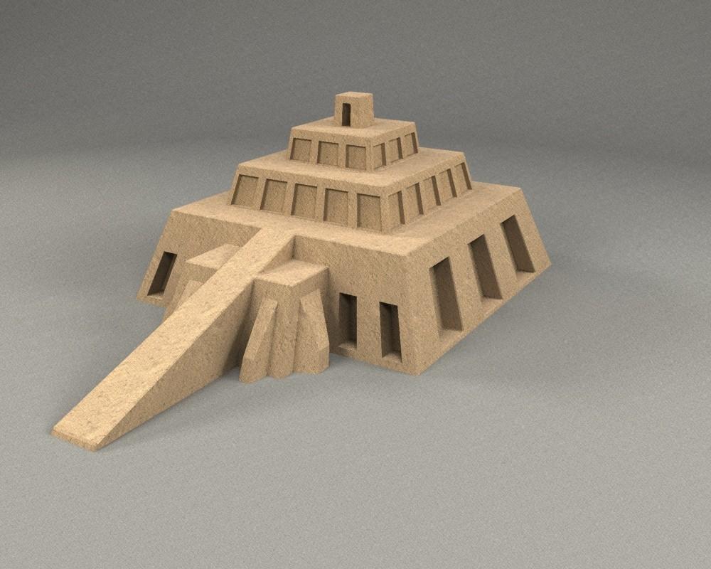 Ziggurat Facts for school