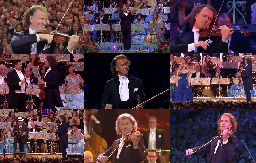 André Rieu Voces De Primavera André Rieu The Second W