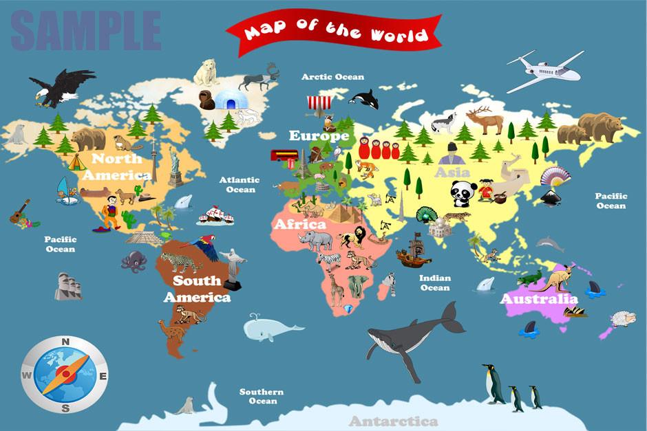 Language Spoken Around The World