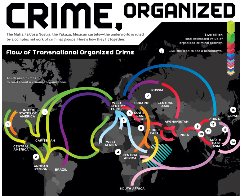 social organized crime Social media and organized crime the success of social networks such as  facebook and twitter has transformed the complexity of social ties.