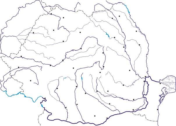 Raurile Din Spațiul Romanesc Poartă Denumiri Getice Lupul Dacic