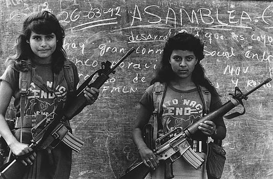 Fotos de la Guerra Civil de el Salvador la Guerra Civil en el Salvador