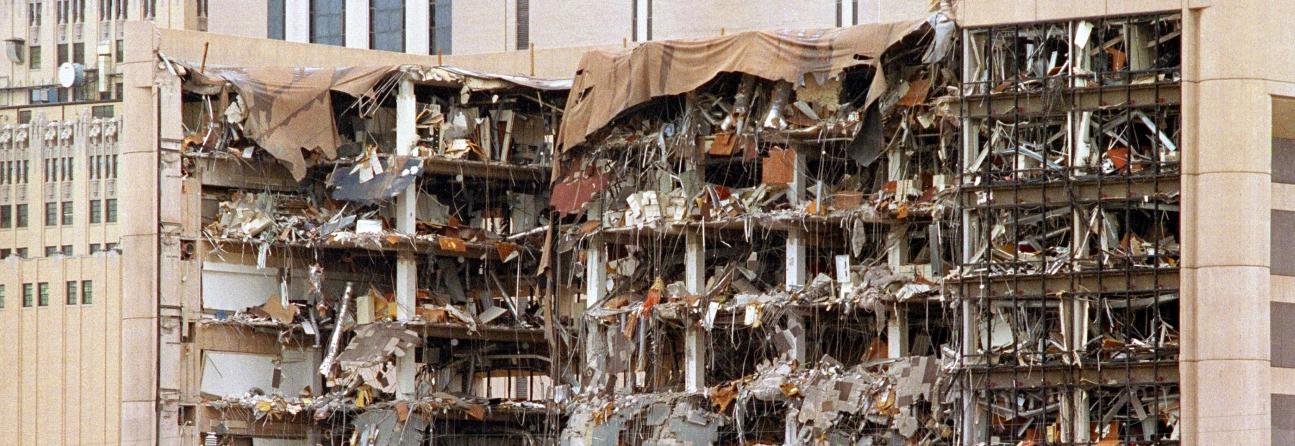 creative story of oklahoma city bombing
