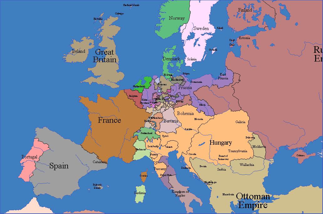 European Societies 1400s