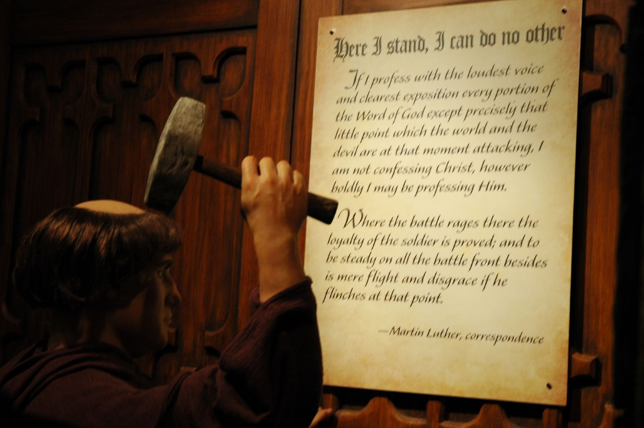 95 theses definition, Term paper Academic Service