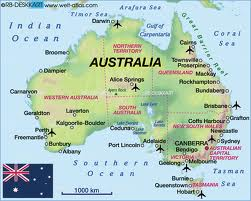 Janus Rock Australia Map.Population 22 68 Million Australia Has No Official Lang
