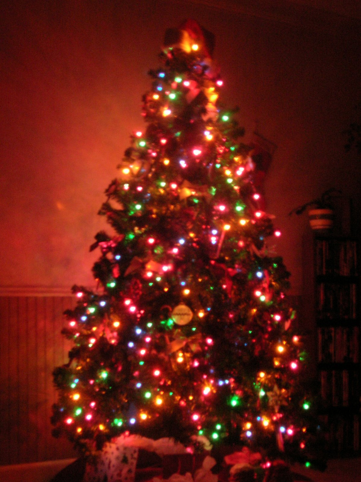christmas tree thinglink - Christmas Tree With Lights