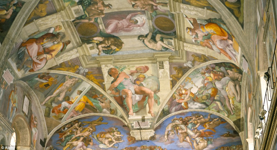 michelangelos sistine chapel ceiling defining the traits of the high renaissance period