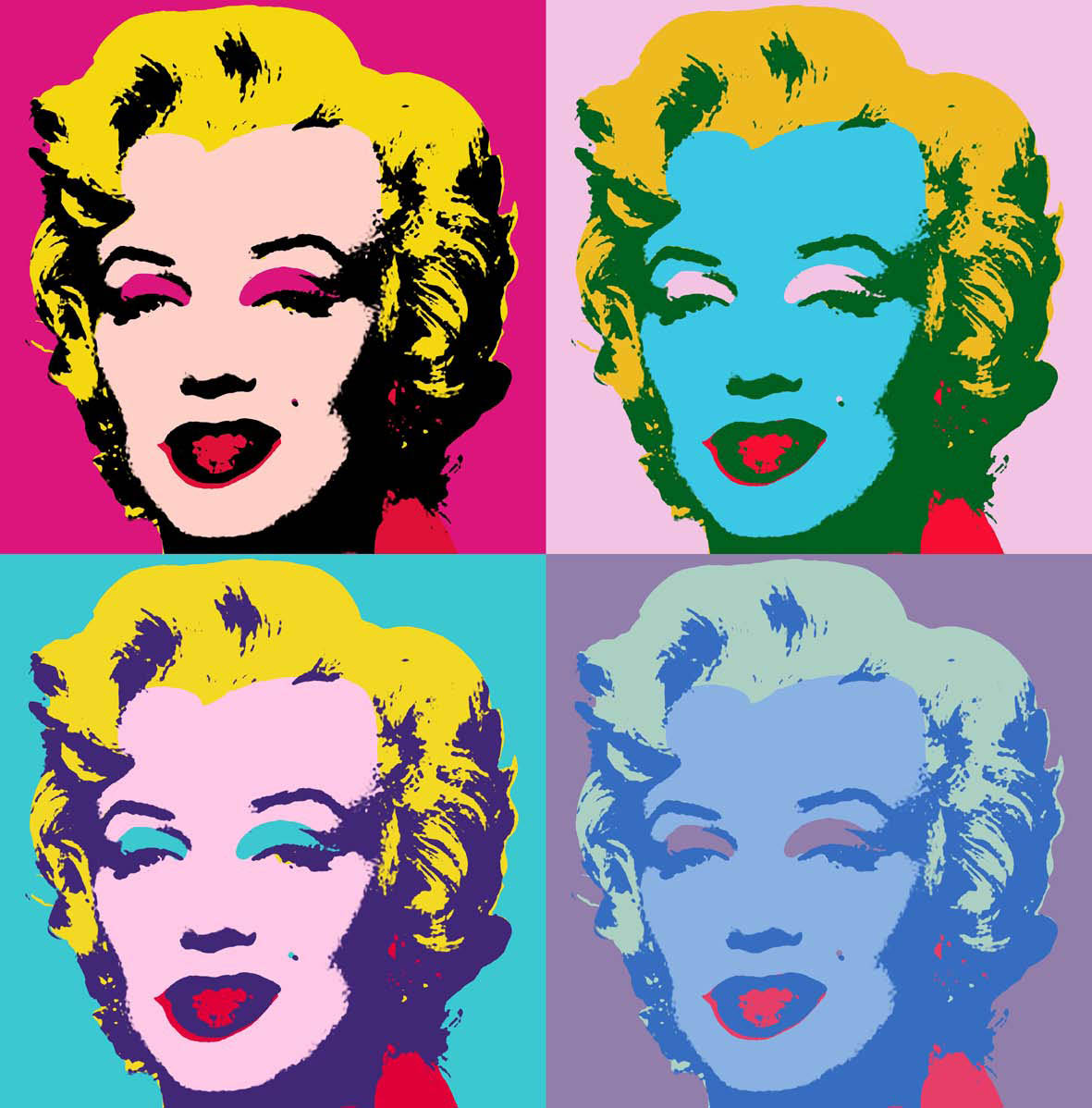 Populaire Artist- Andy Warhol - ThingLink NX89