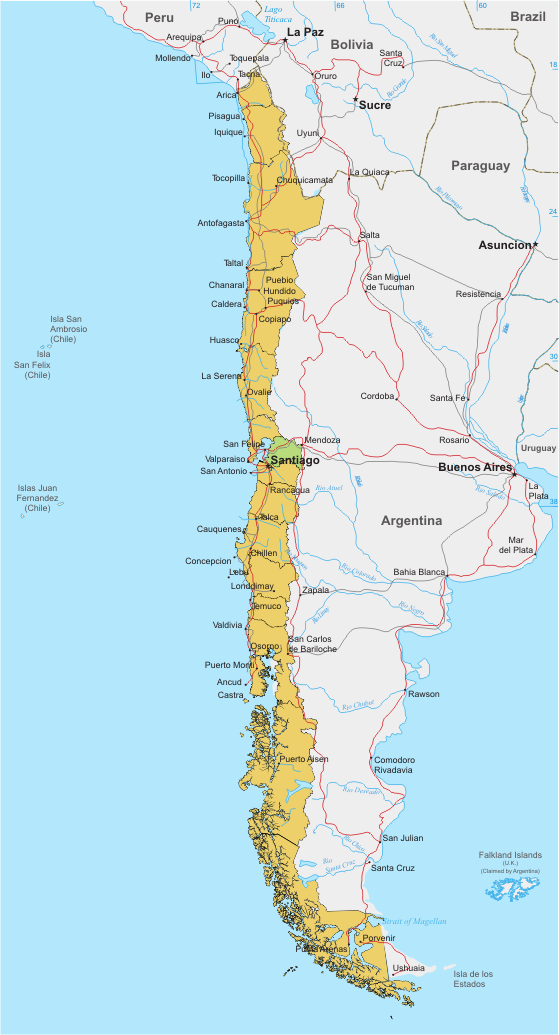 1960 Chile Earthquake Map.Chilean Earthquake Of 1960