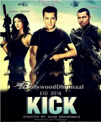 Bollywood Salman Khan Movie Kick2014 Wallpapers And Photo