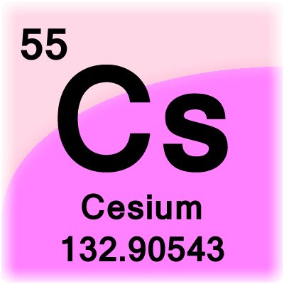 the discovery and uses of cesium Unknown facts about caesium the discovery of caesium natural abundance of caesium cesium is anticipated to be occurred at a large quantity of 1 to 3.