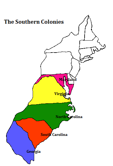 the southern colony