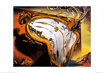 melting clocks salvador dali
