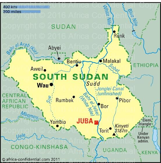 The Blue Nile a physical feature in South Sudan extension ThingLink