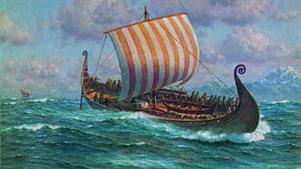 Viking Longships - Lessons - Tes Teach
