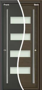 Stylish Contemporary Exterior Doors For Your Dream House Thinglink C B Main Door Design Catalogue Pdf