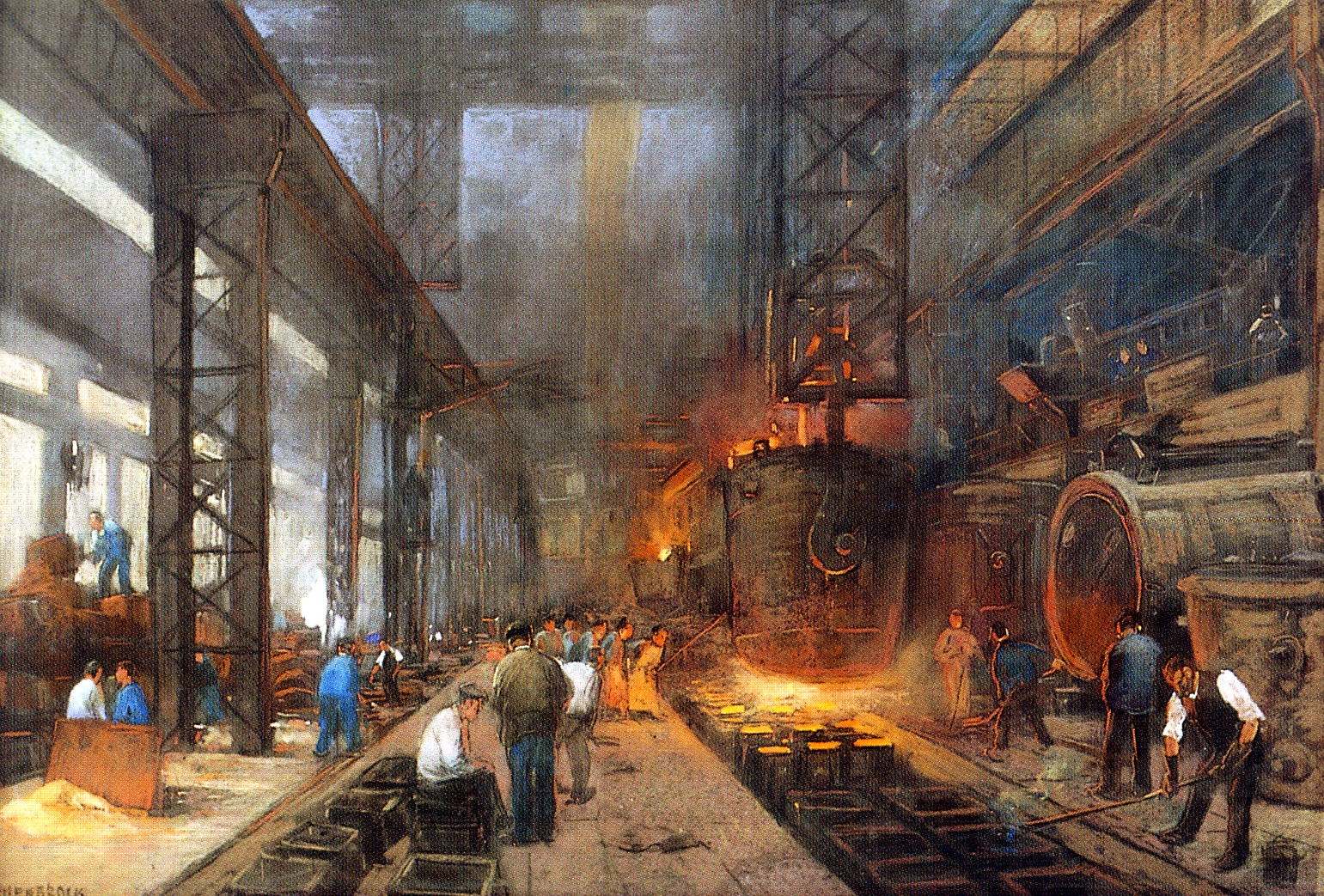 the impact of the industrial revolution on the society the jobs and the class system