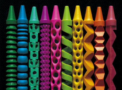 Copy Of Cool Crayons