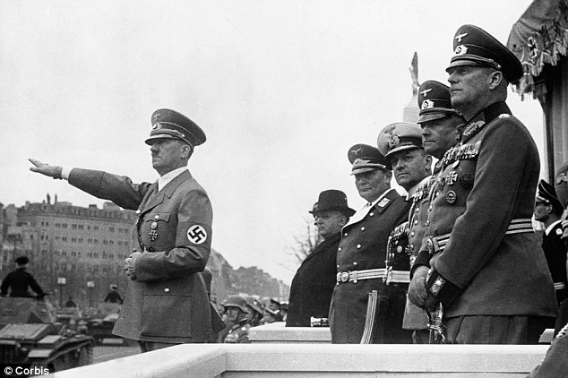 an analysis of adolf hitlers three main aims of preparing germany for world war ii Adolf hitler - adolf hitler was a german politician who was the leader of the nazi party, chancellor of germany from 1933 to 1945, and führer of nazi germany from 1934 to 1945 as dictator of the german reich, he initiated world war ii in europe with the invasion of poland in september 1939 and was central to the holocaust, hitler was born.