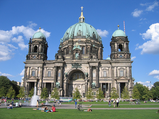 churches in berlin germany