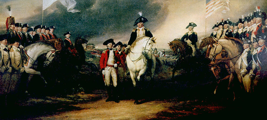 a history of the battle of yorktown in the american revolutionary war