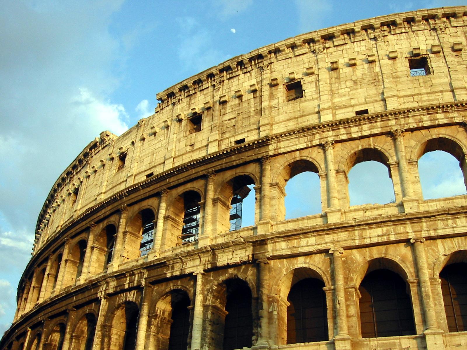 Roman architecture essay