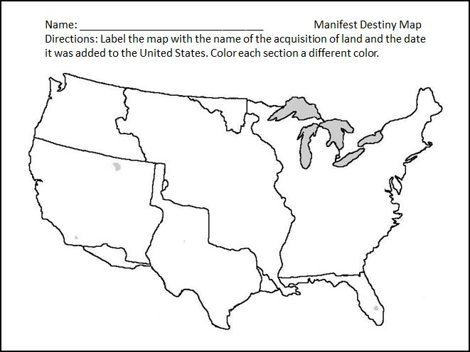 Louisiana Purchase In The United States Bought Th - Us land acquisition map