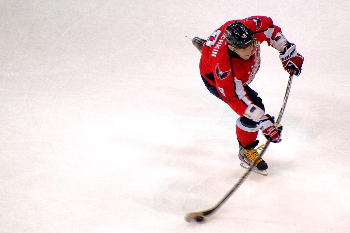 the physics of hockey thinglink